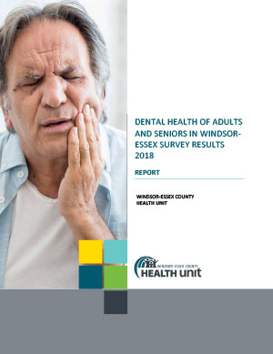 Cover image of Dental Health Report