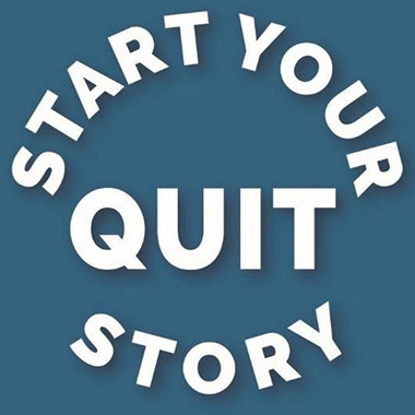 Start Your Quit Story icon